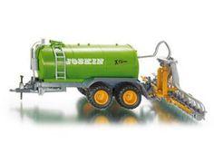 The 1/32 Joskin Vacuum Tanker from the Siku Farmer Series - Kinder speelgoed