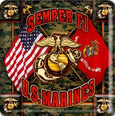 ☆ Semper Fi :¦: U. Marines ☆ and to all my brothers and sisters in the Army, Navy, Air Force together we are strong. Marine Quotes, Usmc Quotes, Semper Fi Marines, Us Marines, Marine Corps Humor, Us Marine Corps, Once A Marine, Marine Mom, Us Navy