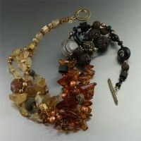 Baltic and Dominican Amber Necklace. Bold and magical   http://www.johnsbrana.com/baltic-and-dominican-amber-necklace.html  $1,150.00