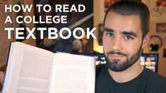 How to Read a College Textbook | Don't stress over massive amounts of reading. Try these tips!