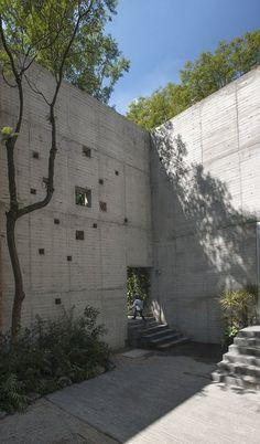 Centro Cultural Elena Garro, Cittá del Messico, 2012