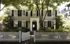 Remodelaholic | Real Life Rooms — Adding Colonial Curb Appeal