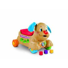 "Fisher-Price Laugh & Learn Stride-to-Ride Puppy - Fisher-Price - Toys ""R"" Us"