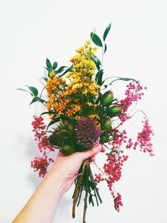 FLOWERS — Wild Folk Studio