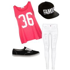 """""""Chill day outfit"""" by singswimz on Polyvore"""