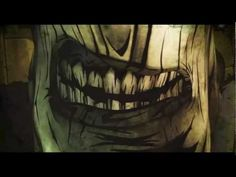 #Tool - The Grudge - awesome fanmade animated video by David Blaine