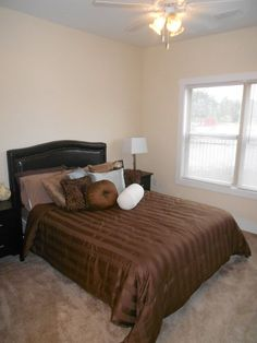 Your room can look like this! Tons of space even a KING size bed will fit!