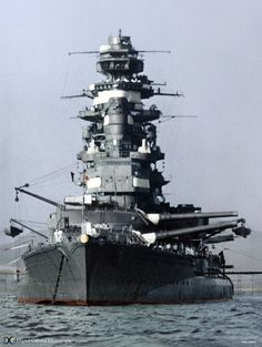 Japanese Battleship NAGATO