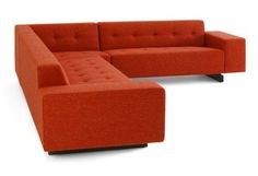 Modular sofa / contemporary HM46 by Tristram Mylius HITCHMYLIUS