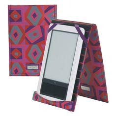 Hadaki by Kalencom Nylon eBook Wrap - Tic Tac Toe - HDK840-TIC-TAC-TOE