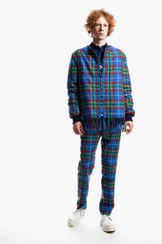 Roundel Fall Winter 2015 Otoño Invierno #Menswear #Trends #Tendencias #Moda Hombre