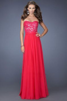 2014 Slight Sweetheart Fitted Bodice With Applique Prom Dress Pick Up Flowing Chiffon Skirt