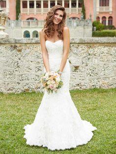 Allure Bridals Romance 2651 Romance Bridal by Allure Glitz Bridal, Prom, Pageant and Formal Store - Nashville, TN!