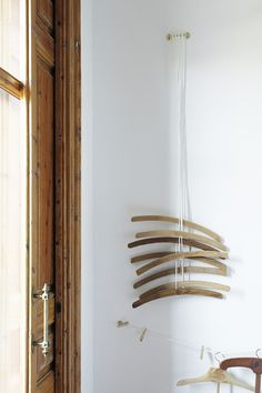 yök casa + cultura barcelona wall hangers