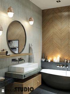 bathroom designed architect - zdjęcie od MIKOŁAJSKAstudio - Łazienka - Styl Eklektyczny - MIKOŁAJSKAstudio