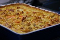 Broileri-juuresvuoka - Sinin keittiö - Vuodatus.net Fodmap Recipes, Egg Recipes, Chicken Recipes, Cooking Recipes, Healthy Recipes, Sweet And Salty, No Bake Cake, Food Inspiration, Love Food