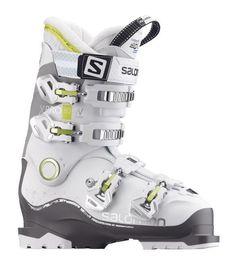 Salomon Divine 550 Women's Ski Boots Size 6 Mondo 23 Used