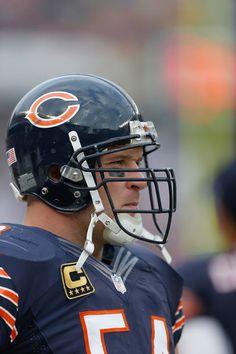 Brian Urlacher, Chicago Bears