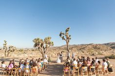 desert wedding - rim rock ranch, joshua tree