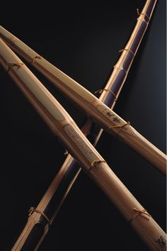 Shinai, bamboo sword for Japanese fencing Kendo 竹刀