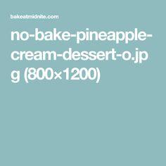 Baked Pineapple, Baking, Cream, Desserts, Food, Drink, Creme Caramel, Tailgate Desserts, Deserts