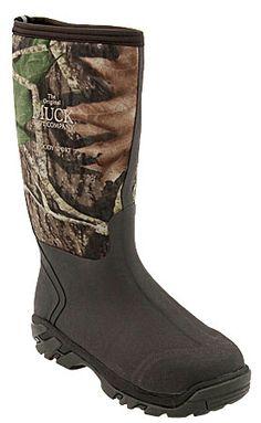 Muck Boots Woody Sport Mossy Oak Women's