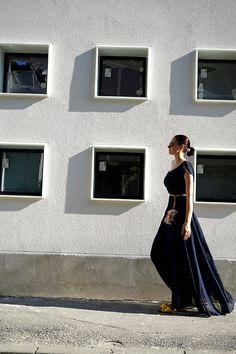 Glamour, Street, Walkway