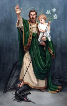 St Joseph Novena, St Joseph Prayer, St Joseph Catholic, Catholic Art, Catholic Saints, Religious Art, Saint Joseph, Catholic Prayers, Catholic Pictures