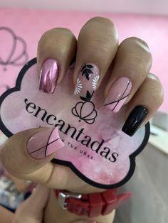 Search for nails at SHEIN. Marble Nail Designs, Toe Nail Designs, Pink Nails, Toe Nails, Shellac Toes, Nailart, Short Nail Designs, Cute Acrylic Nails, Nagel Gel