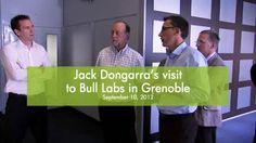 Les défis de l'Exascale selon Jack Dongarra : À l'occasion de sa visite au Centre R de Bull à Grenoble, Jack Dongarra, expert mondialement connu du HPC, examinait les défis technologiques des futures architectures exaflopiques.