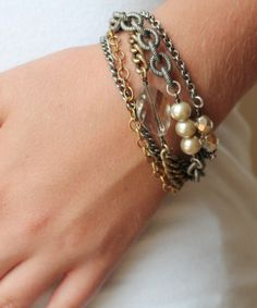 Sheer Addiction bracelet--so love this!