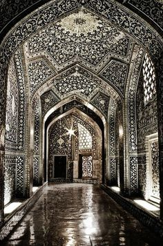 Sheikh Lutfollah Mosque ~ Isfahan, Iran: one of the architectural masterpieces of Safavid Iranian architecture ~ Naghsh-i Jahan Square. Construction of the mosque started in 1603 and was finished in Beautiful Mosques, Beautiful Buildings, Beautiful Places, Stunningly Beautiful, Absolutely Gorgeous, Amazing Places, Architecture Cool, Islamic Architecture, Cultural Architecture