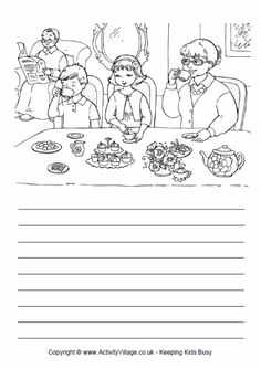 Enjoy these Grandparents' Day printables, including Grandparents' Day cards to print, bookmarks, writing pages and mini booklets. Kids can give their favourite Grandma and Grandpa something special! Creative Writing Worksheets, English Creative Writing, English Writing Skills, English Vocabulary, Essay Writing, Writing Prompts, Hindi Worksheets, Shapes Worksheets, 2nd Grade Worksheets