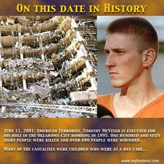 This terrible tragedy gained some closure when this mass murderer was put to death. Find out more interesting facts on Facebook at: http://www.facebook.com/myfivebest