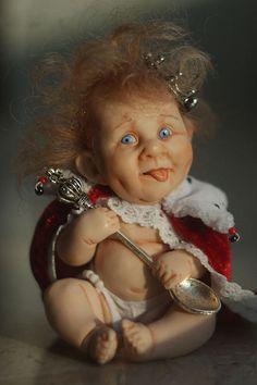 Куклы  Елены Кириленко.
