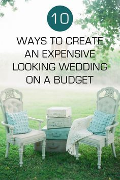 Wedding on a Budget: How to Make It Look More Expensive