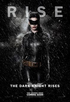 """""""The Dark Knight Rises"""" Releases New Character Posters"""