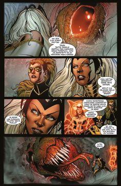 X-Men - Aavelaatikko. #ryhmä-x #marvel #egmont #sarjakuva #sarjis