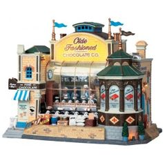 Olde Fashioned Chocolate Co. | Christmas Village Shop