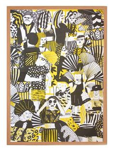 Risograph prints - www.cachetejack.com