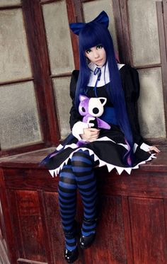 Stocking Anarchy from Panty and Stocking with Garterbelt