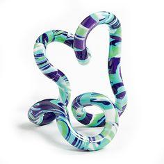 Tangle Junior Artist Blue Swirl