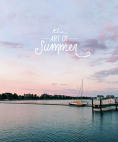 The Art of Summer  |  The Fresh Exchange
