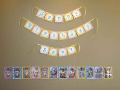 Project Nursery - Sunshine and Lemonade Birthday Party Photo Banner