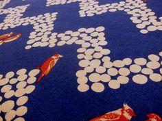 Japanese Cotton Linen Print