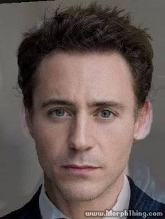 Photo mashup of Tom Hiddleston and Robert Downey, jr. I -l dont know what to do with my life now. The two most beautiful men in a photo mashup I am dying I am dead I have died