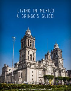 Before moving to Mexico, I found it challenging to find information online about living here and what life is like on a day to day basis for an expat with little to no Spanish. Life Is Like, What Is Life About, Living In Mexico, Moving Out, Mexico City, Barcelona Cathedral, Spanish, Challenges, Usa