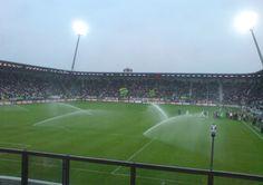 Het Kyocera stadion. ADO DenHaag
