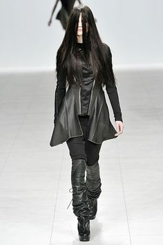 Rick Owens   Fall 2008 Ready-to-Wear Collection   Style.com