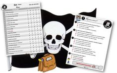 Rallye Pirates CE1/CE2/CM1 Language Study, French Language, Pirates, Cycle 3, Lectures, School, Blog, Science, 3rd Grade Reading